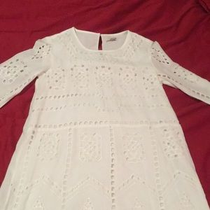 Revolve Amuse Society White Dress XS